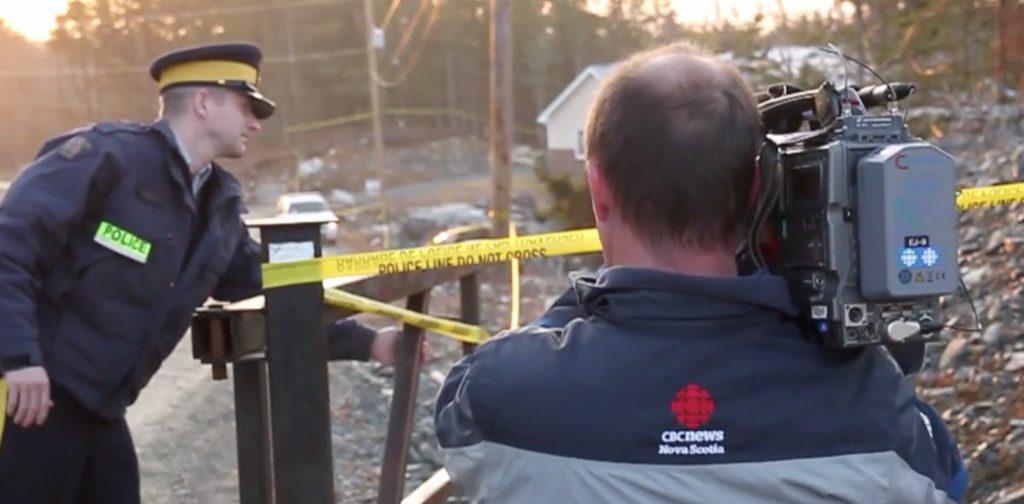 CBC News Nova Scotia Brand Identity Promo